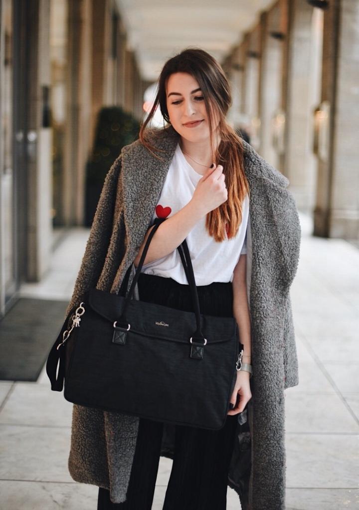 Alessa Sofia Cozy Teddycoat