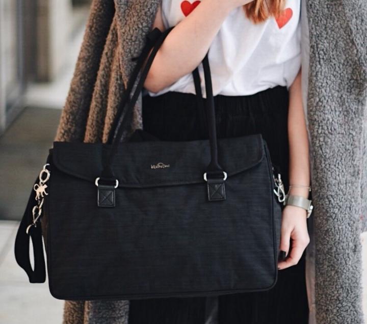 Heart Tee & Work Bag