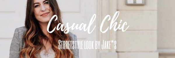 Casual Chic Streetstyle Look by Jake*s + Event Ankündigung!