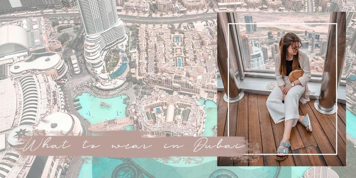 What to wear in Dubai – Diese 3 Regeln solltest Du als Frau unbedingtbeachten