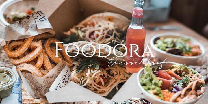 Essen in Düsseldorf bestellen – Meine Lieblings FoodoraRestaurants